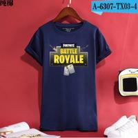 Fortnite フォートナイト ロゴ デザイン 綿100%  Tシャツ トップス  ユニセックス メンズ レディース  9