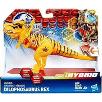 ジュラシック ワールド Jurassic World ハズブロ Hasbro Toys フィギュア おもちゃ Bashers & Biters Hybrid Dilophosaurus Rex