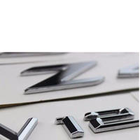 BMW エンブレム ABS V12 Mパフォーマンス バッジ フェンダー ステッカー 720i 730i 740i 750i 760i h00287