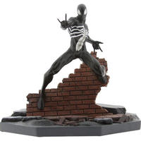 BAIT BAIT x Marvel Black Spider-Man Statue By MINDstyle only 500 made bust avenger