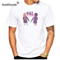 デッドバイデイライト メンズとレディース両サイズあり  Tシャツ 半袖 コミカル コスプレ コミケ イベントにも  5