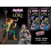 キャプテン アクション ラウンド2 ROUND TWO Dr. Evil Figure Dressed as Loki Exclusive
