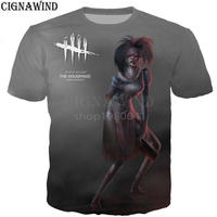デッドバイデイライト 男性  女性 3D デザイン プリントTシャツ 男の子 半袖  7