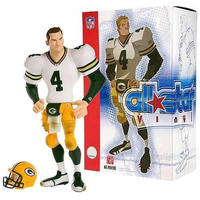 NFL アッパーデック Upper Deck フィギュア おもちゃ Green Bay Packers All Star Vinyl Brett Favre Vinyl Figure