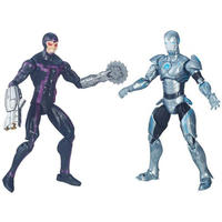 "マーベル ハズブロ HASBRO Marvel Legends 3.75"" Comic Two-Pack Mechanical Masters"