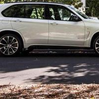 BMW ステッカー サイドスカート Mパフォーマンス X5 F15 F85 F85 2014-2016 ストライプ h00072