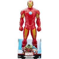 アイアンマン Iron Man ハズブロ Hasbro Toys フィギュア おもちゃ Marvel Titan Hero Series Action Figure