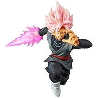 ドラゴンボール Dragon Ball バンプレスト フィギュア おもちゃ Super Goku Black Super Saiyan Rose 5.9-Inch [Shin Retsu Zan]