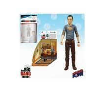 """ディーシー ビフバンパウ BIF BANG POW! The Big Bang Theory 3.75"""" Figure Sheldon Series - Sheldon Superman Shirt"""