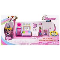 パワーパフガールズ Powerpuff Girls スピンマスター Spin Master おもちゃ The Flip to Action 2-Inch Playset