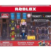 ロブロックス Roblox ジャズウェアーズ Jazwares おもちゃ Zombie Attack Playset