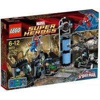 スパイダーマン Spider-Man レゴ LEGO おもちゃ Marvel Super Heroes Ultimate 's Doc Ock Ambush Exclusive Set #6873