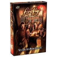 ファイヤーフライ 宇宙大戦争 Firefly アッパーデック Upper Deck ボードゲーム おもちゃ Shiny Dice Board Game