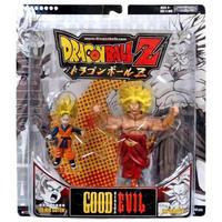 ドラゴンボール Dragon Ball Z ジャックスパシフィック フィギュア おもちゃ Dragon Ball Super Saiyan SS Kid Goten vs. SS Broly