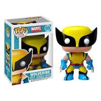 ウルヴァリン Wolverine ファンコ Funko フィギュア おもちゃ Marvel Universe POP! Marvel Vinyl Bobble Head #05