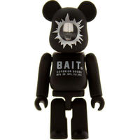 BAIT メディコム Medicom BAIT x Medicom 100% Bearbrick Figure - BAIT SDCC Exclusive