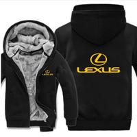 高品質 レクサス LEXUSパーカー あったかい フリースパーカー ジップアップ  衣装 コスチューム 小道具 海外限定 非売品 映画グッズ 映画関連 toyota  レクサスグッズ5