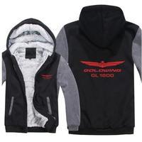送料無料 高品質 ホンダ HONDA ゴールドウイング GL1800 レーシング パーカー スウェット バイク スクーター オートバイ 海外限定  6