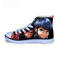 ミラキュラス レディバグ  シャノワール  スニーカー シューズ 女の子の靴  マリネット  アドリアン  2