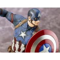 マーベル コトブキヤ KOTOBUKIYA Captain America: Civil War ArtFX+ Captain America Statue