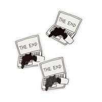 Ken Kagami × INN|THE END STICKER SET