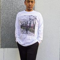 川原克己|さくらなすびくん ロングスリーブTシャツ