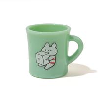 きっこうちゃん × Olde Milk Glass × INN|MUG