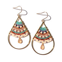 Kui Co.| Signature Earrings シシリアンサマー