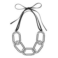 PENTA | Ellipse Necklace