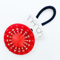hArch    hair tie    red × red