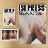 【overseas】ISI PRESS vol.5 Misato Kuroda[with stickers]