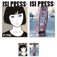 【OVER SEAS】ISI PRESS vol.1/2 set