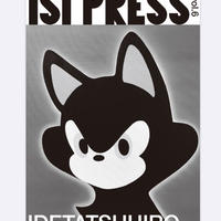 【overseas】ISI PRESS vol.6 IDETATSUHIRO with sticker