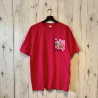【1点のみXLサイズ】【LOBBY】Flag T-Shirt