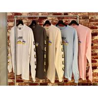 【6月中旬納品予定・5/28(木)まで受注販売】【LOBBY】Long T-Shirt [Unit]