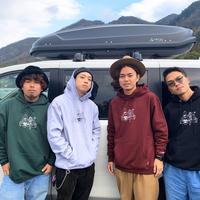 【LOBBY】×BUDS Hoodie [Surfer]