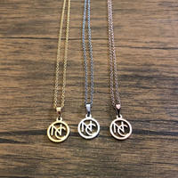 NC logo Necklace