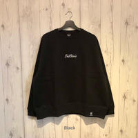 Sweat [Big Silhouette Cursive Logo]