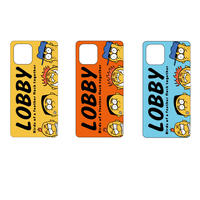 【12/11〜12/25までの予約販売】【LOBBY】iPhone Case [Unit Slim type]