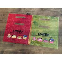 【LOBBY】PVC Shop Bag [Unit]
