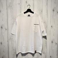 【ラストWhite XLのみ】T-shirt [Pocket Wide]