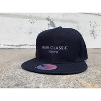 【NEW CLASSIC】Snapback Cap [Classic Logo]