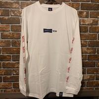【1点のみXLサイズ】Long T-Shirt [Reverse Logo 100Points]