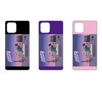 【12/11〜12/25までの予約販売】【LOBBY】iPhone Case [Neon Slim type]