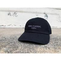 【NEW CLASSIC】6panel Cap [Classic Logo]
