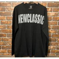 【未発売アイテム1点のみXLサイズ】Long T-Shirt [Big Logo]