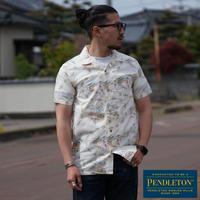 PENDLETON Aloha Shirt(Vintage Island Multi)