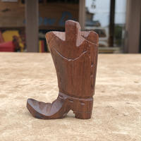Desert iron wood Cowboy Boots sizeS