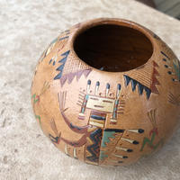 Indian NAVAJO Pottery by NAC