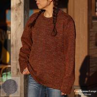 Four Seasons Garage Herringbone knit